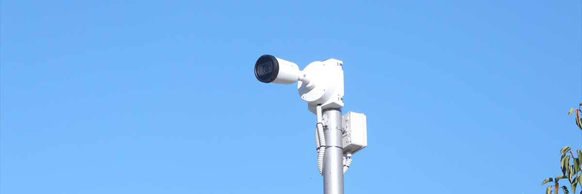 VIDEO SURVEILANCE FOR YOUR SAFETY